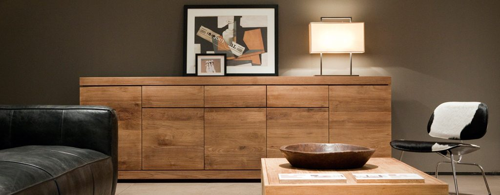 A Dresser Unit or Large Sideboard Unit Is A Perfect Storage Solution for The Bedroom